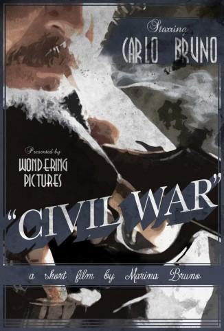 Civil War film poster