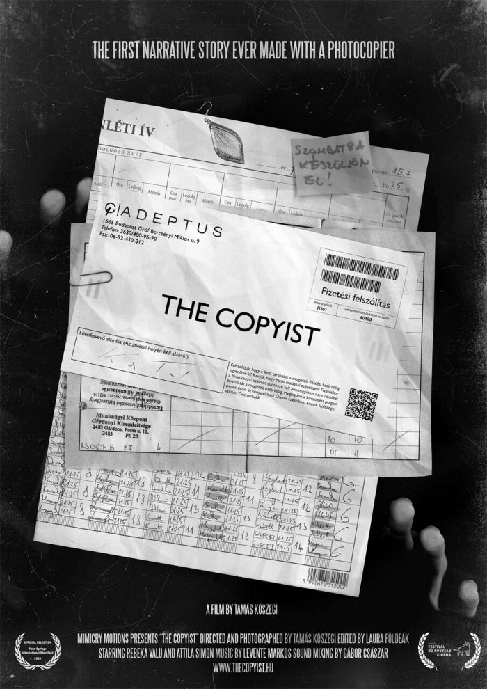TheCopyist